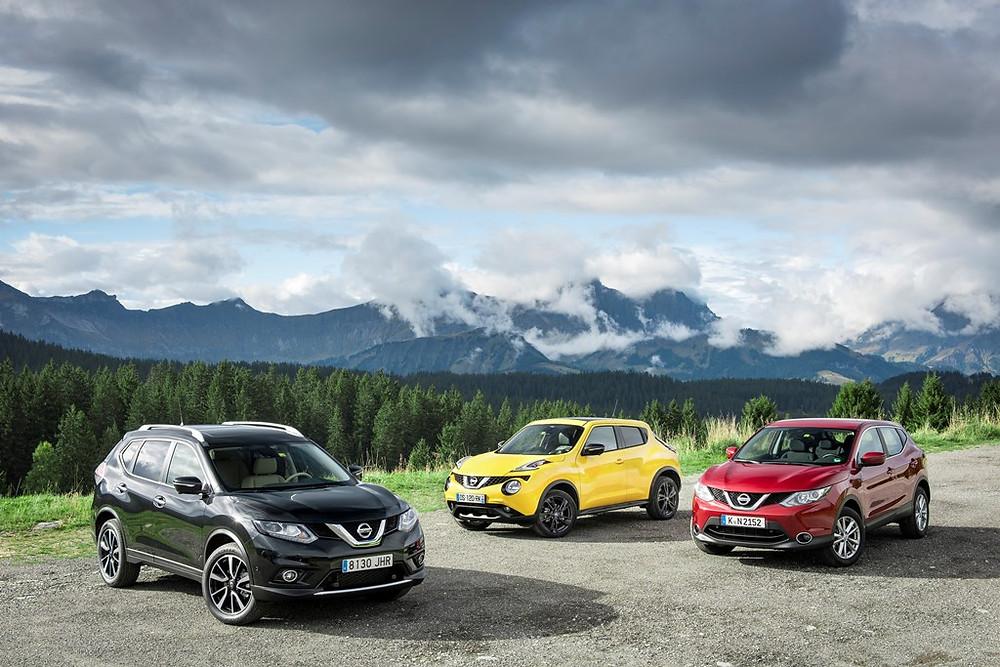 Nissan cresce 26% em Portugal, e termina ano fiscal com 5,0% de mercado, recorde da marca no país