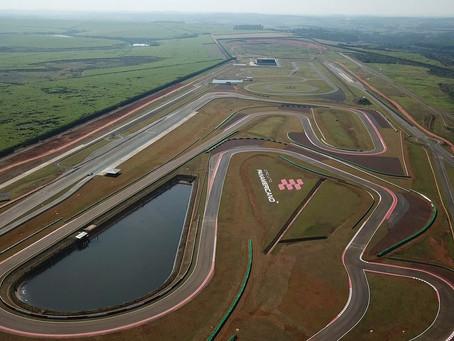 Pirelli finaliza complexo de pistas para testes