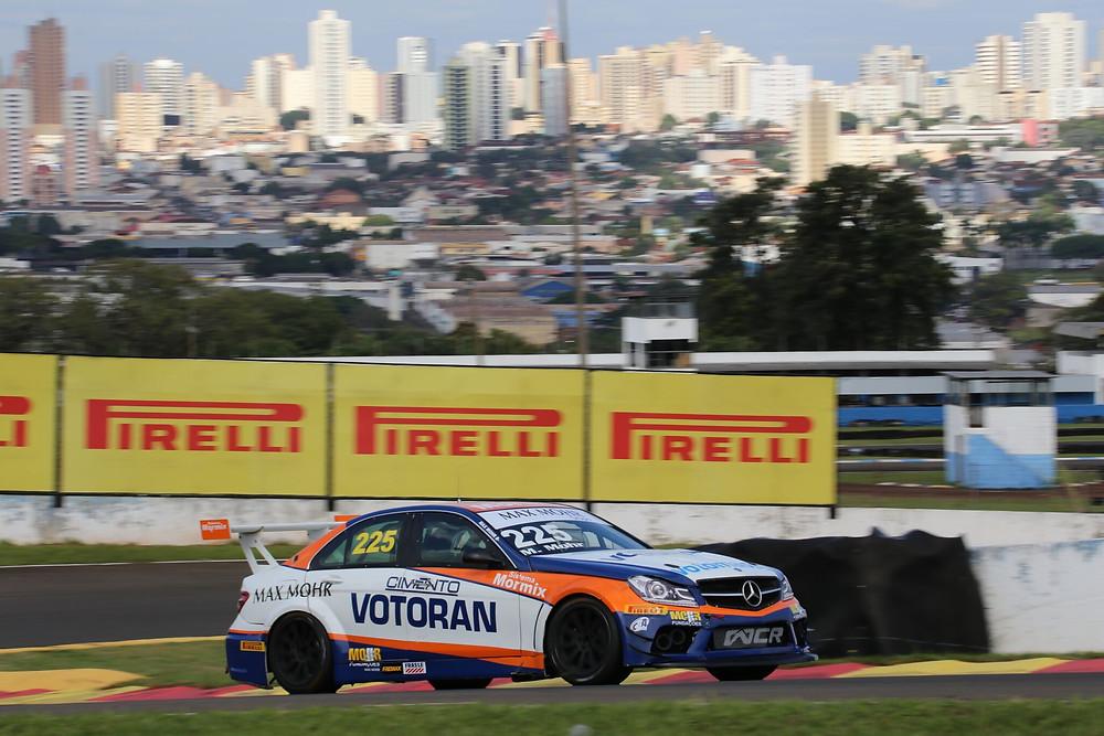 Betão Fonseca e Max Mohr são os nomes da sexta-feira no Mercedes-Benz Challenge