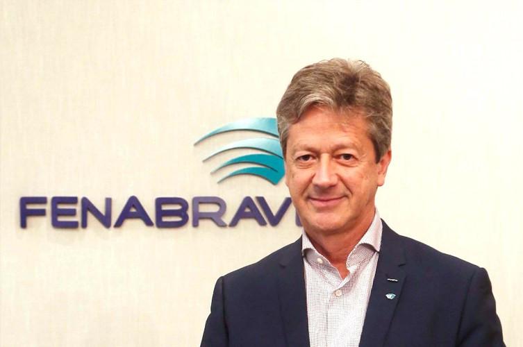 Presidente da FENABRAVE, Alarico Assumpção Jr,