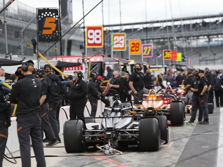 Fórmula Indy tem mais uma etapa ao vivo na TV em sua nova casa no Brasil
