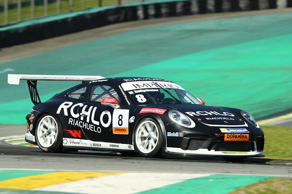 Werner Neugebauer reverte desclassificação, e volta a Interlagos na liderança na Porsche Império Carrera Cup 4.0
