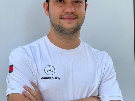 Felipe Fraga é anunciado como novo piloto oficial da Mercedes-AMG