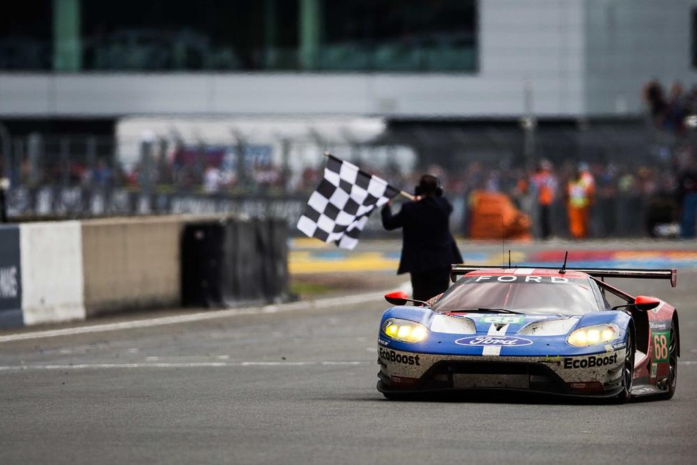 Novo FORD GT vence em Le Mans na categoria LM GTE Pro