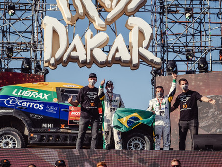 Dakar 2021: Brasileiros e portugueses em destaque no maior rali do mundo