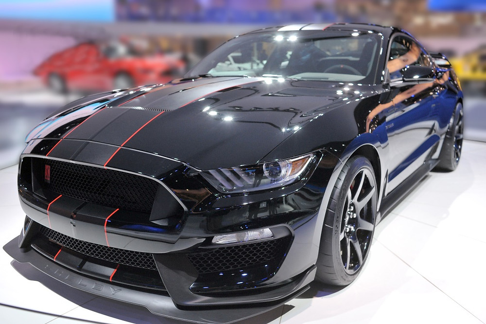 Com 533 CV, Shelby é a versão mais brava do Mustang e pode ser visto no Salão do Automóvel até amanhã.