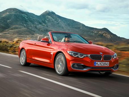 BMW Série 4 Cabrio Sport 2019/20 estreia no país por R$ 311.950