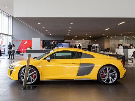 Audi do Brasil entrega primeiras unidades do novo R8