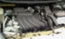 Motor 1.6 16 V. Nissan March Rio
