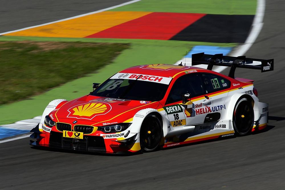 Augusto Farfus abre temporada do DTM com pódio em Hockenheim