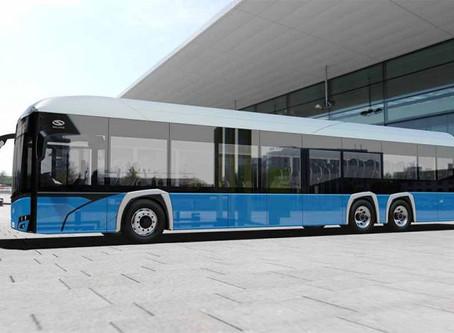 Cidade de Hamburgo, na Alemanha, compra 530 ônibus eléctricos
