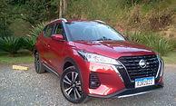 Nissan Kicks Advance  O modelo fabricado no Brasil foi renovado por dentro e por fora