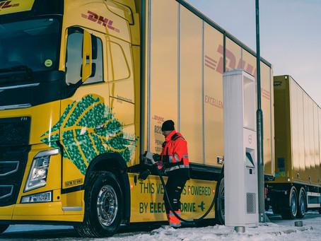 Caminhões: Indústria quer metas obrigatórias para infraestrutura de recarga na Europa
