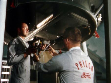Odisseia no Espaço: A História de como a Ford ajudou a pôr o homem na lua