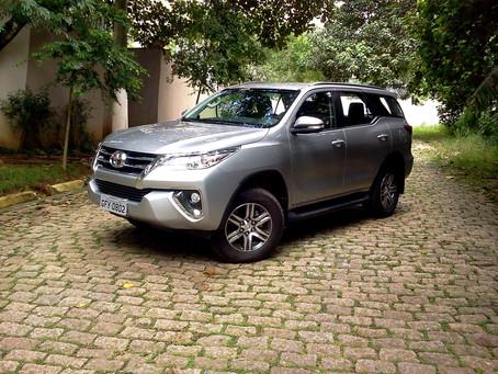 Avaliação: Toyota SW4, a verdadeira essência do veículo utilitário esportivo.