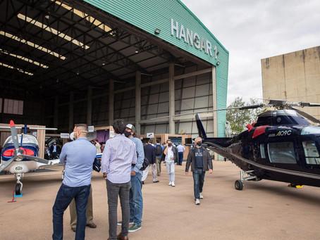 Aviação: Público acima do esperado no 1º dia de evento no aeroporto em Jundiaí