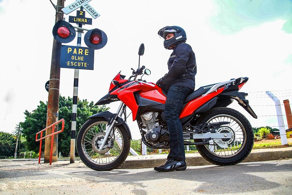 Honda apresenta XRE 190 ao mercado nacional