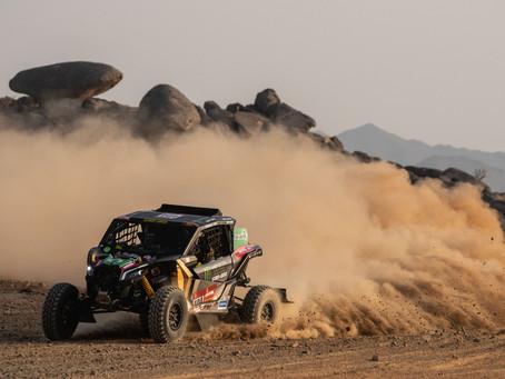 Dakar 2021: Após penalização, Reinaldo Varela perde vitória nos UTVs