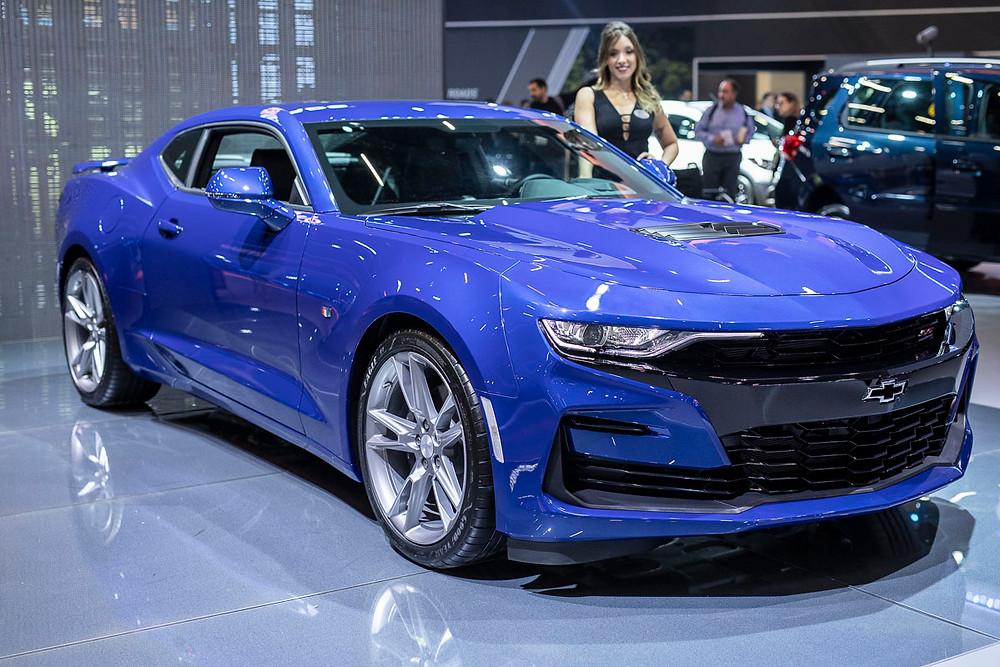 Novo Camaro chega no inicio de 2019 nas versões cupê e conversível