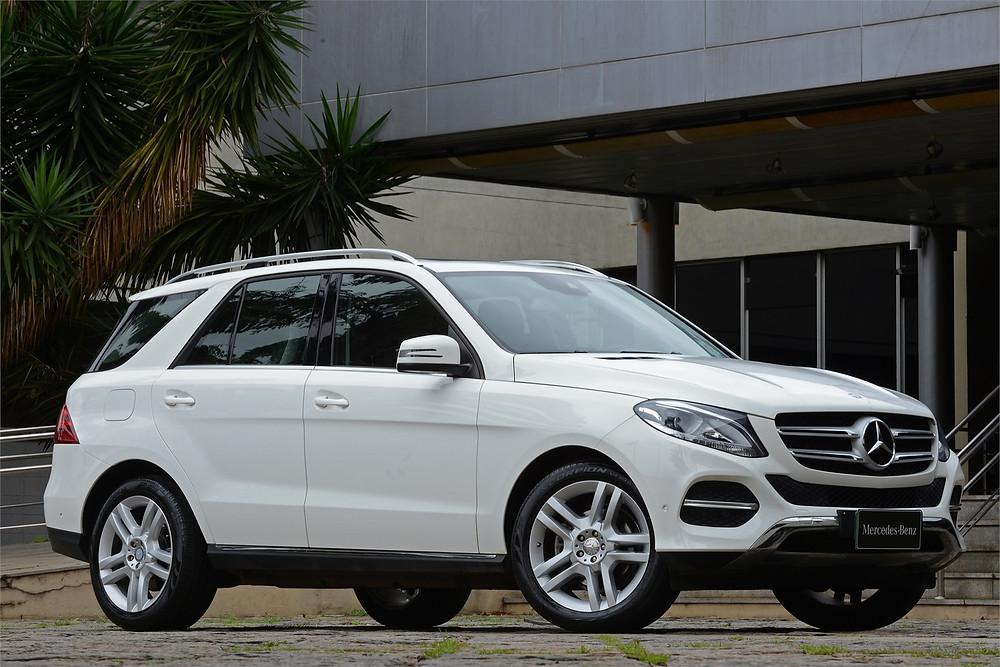 Motor diesel de 258 CV para o novo GLE 350d 4MATIC da Mercedes