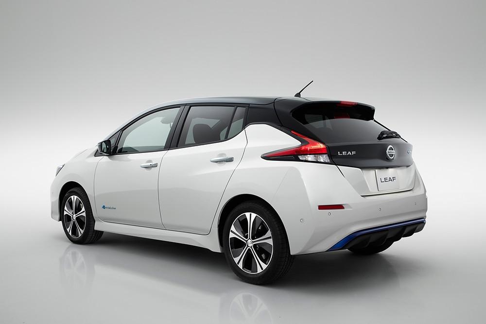 Nissan confirma que a nova geração do LEAF 100% elétrico será um dos seus destaques no Salão do Automóvel de São Paulo