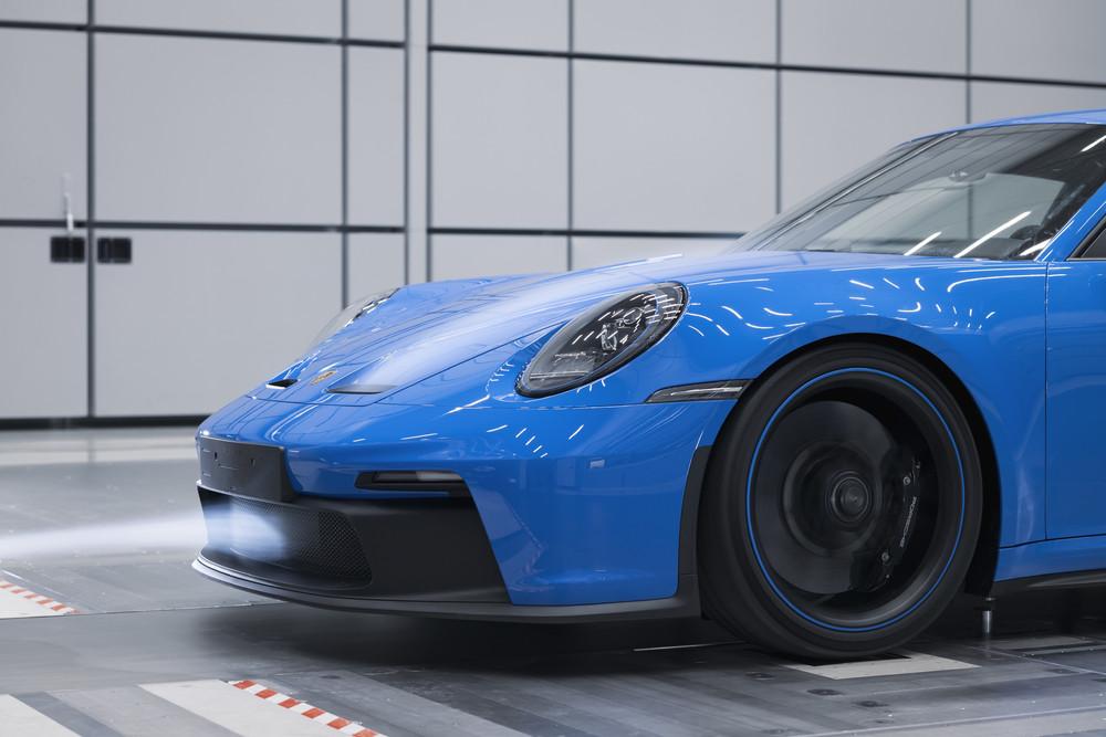 Aperfeiçoamento técnico para melhor performance do Porsche 911 GT3