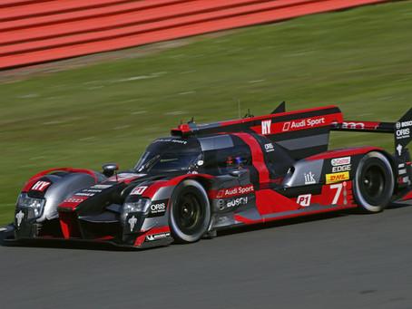 Audi recorre da exclusão do carro vencedor em Silverstone na abertura do WEC