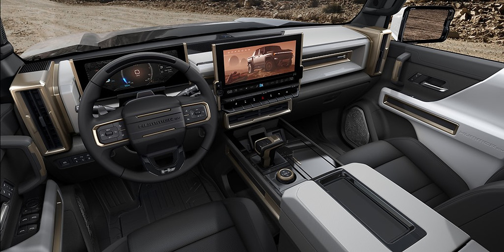 GM apresenta a picape 100% elétrica Hummer EV