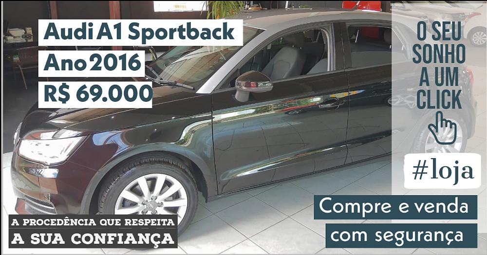A #LOJA PUBLIRACING - Audi A1 Sportback