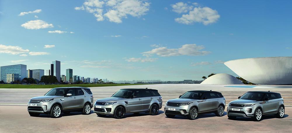 Jaguar Land Rover com primeira parcela para 120 dias e taxa zero