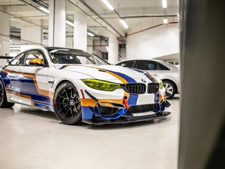 Eurobike prepara estreia do BMW M4 GT4 no Endurance Brasil