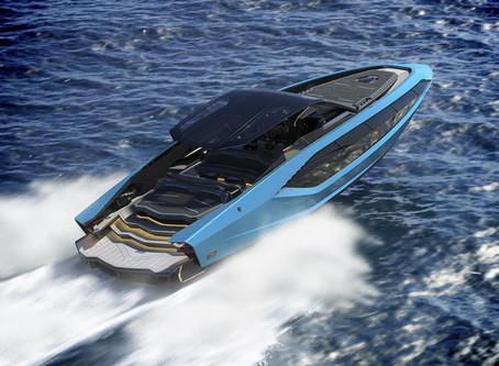 Náutica: O Lamborghini para as águas