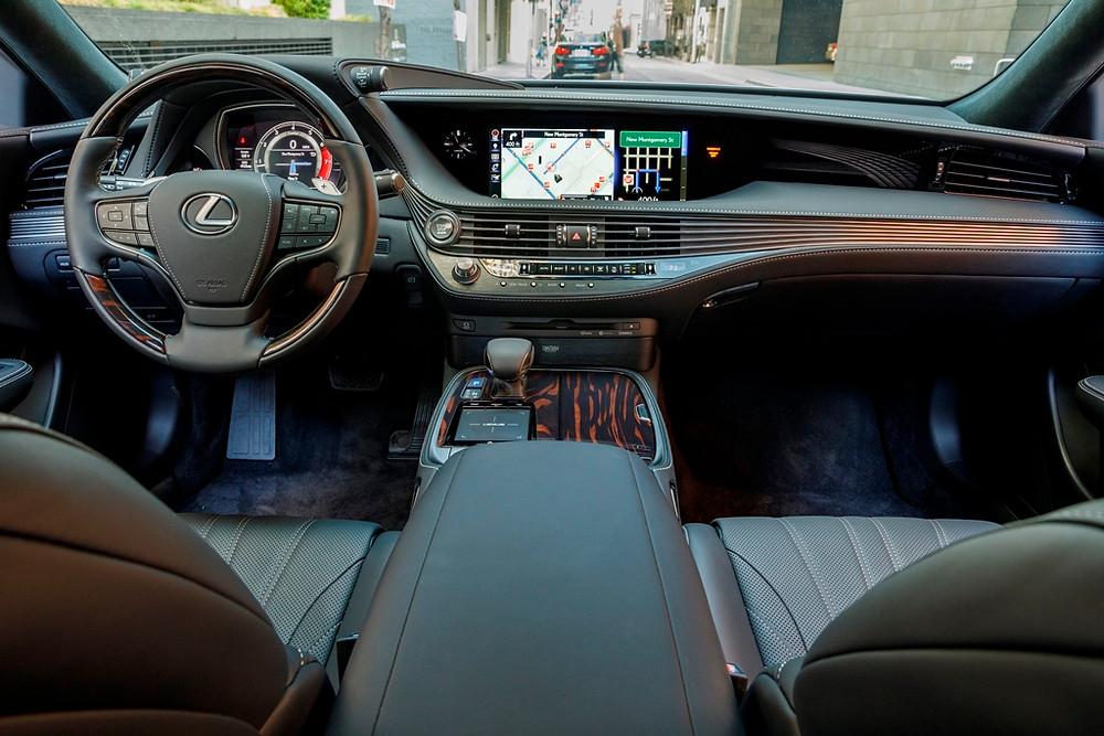 Lexus LS 2018 chega ao Brasil no segundo trimestre de 2018