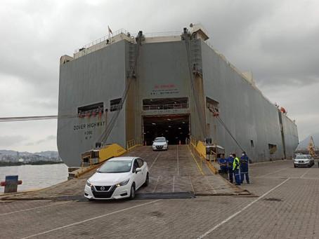 Primeiras unidades do novo Nissan Versa já estão no Brasil