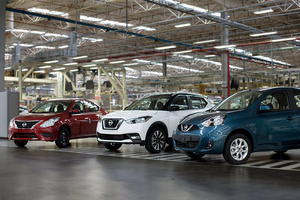 Nissan completa 18 anos no Brasil com 718.617 veículos comercializados