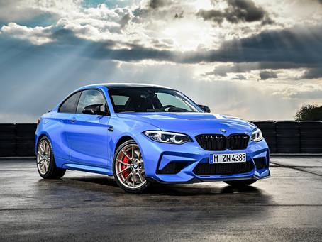 BMW M2 CS esgota unidades especiais antes da pré-venda no Brasil
