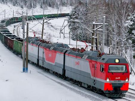 """Ferrovia: Russian Railways, RZD,  constrói linha até o """"Vale do Titânio"""""""