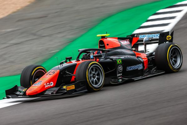 F2: Hoje tem Felipe Drugovich largando da pole position
