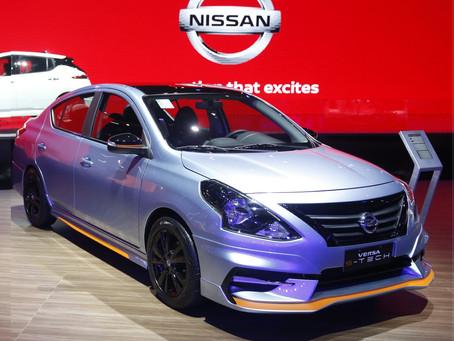 Nissan Versa S-TECH: um ensaio esportivo de design