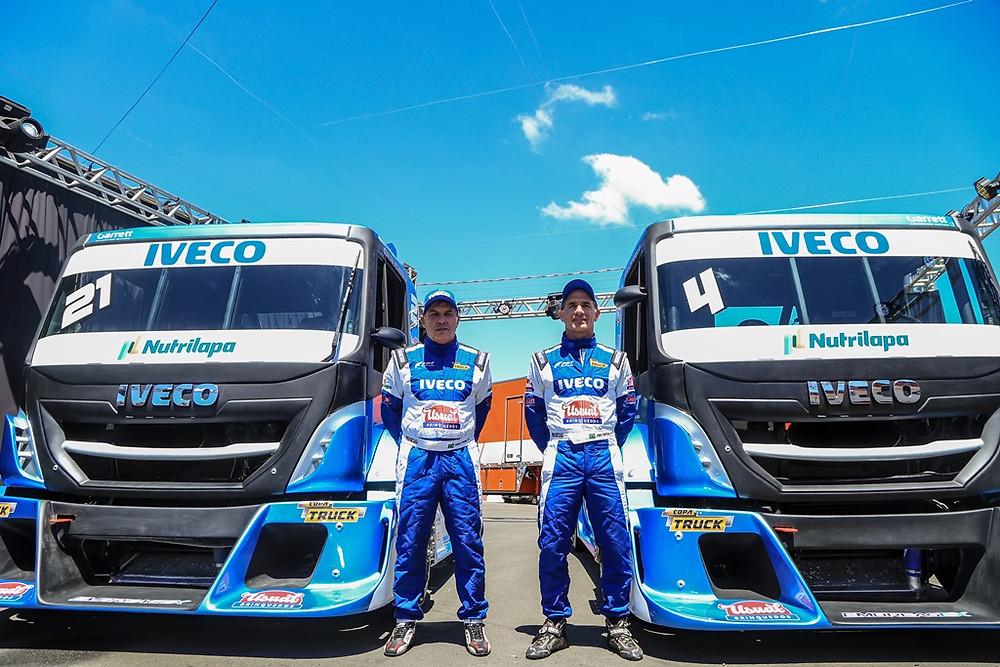 Nova equipe da Fórmula Truck, junta piloto campeão da categoria com engenheiro de sucesso da Stock Car
