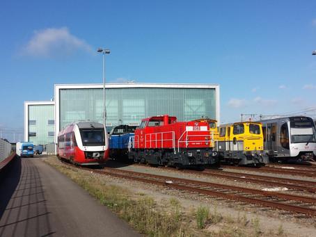 Ferrovia: Na Holanda, Alstom adquire empresa especializada em manutenção de material rodante