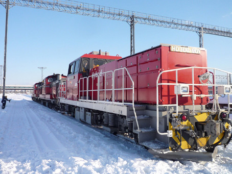 Ferrovia: DB Cargo vai adquirir até 250 locomotivas híbridas para manobras