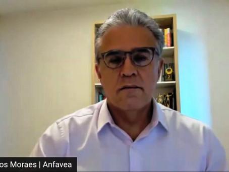 Anfavea: Política, saúde e economia podem trazer mais notícias ruins para o setor de autoveiculos