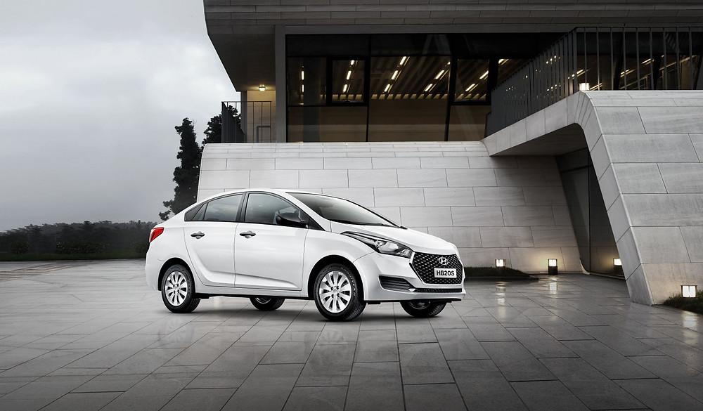Hyundai amplia oferta do HB20S com versão Unique