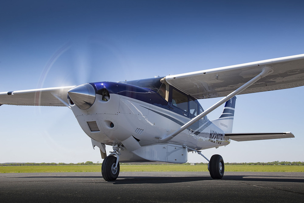 Cessna Turbo Stationair HD 206