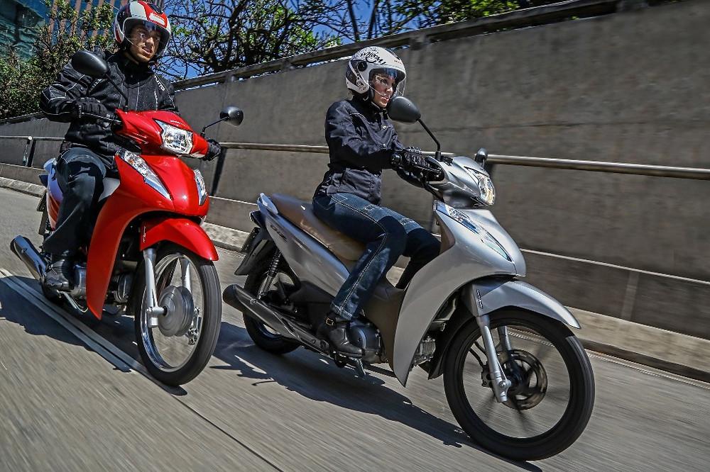 Setor de motocicletas segue em expansão no mês de Outubro
