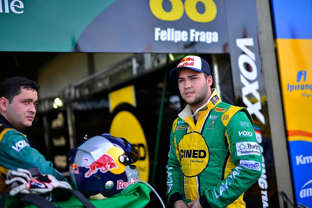 Felipe Fraga, o objetivo do final de semana será aproximar ainda mais a Voxx Racing da liderança do campeonato por equipes