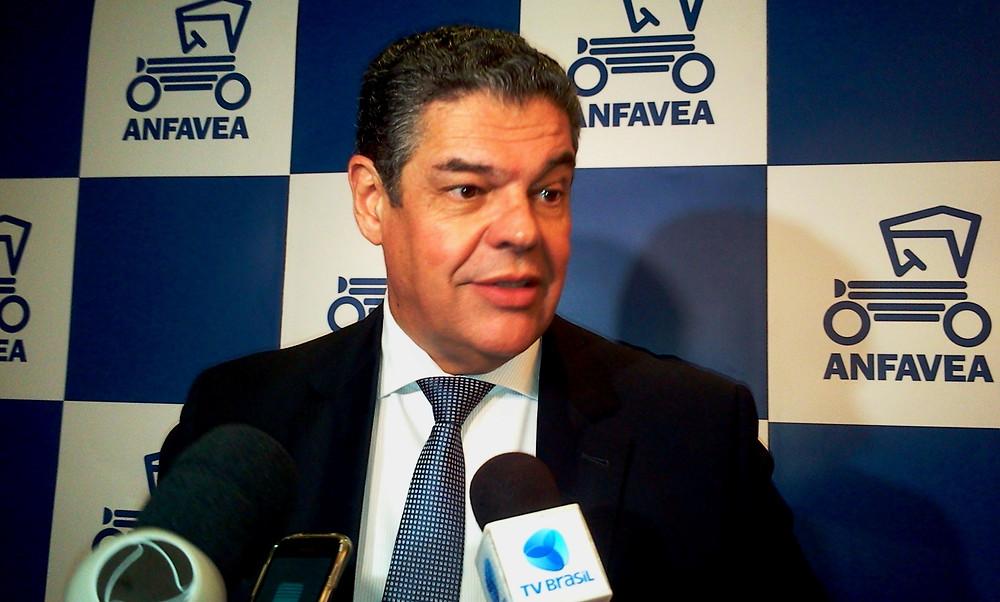 Antonio Megale, presidente da Anfavea