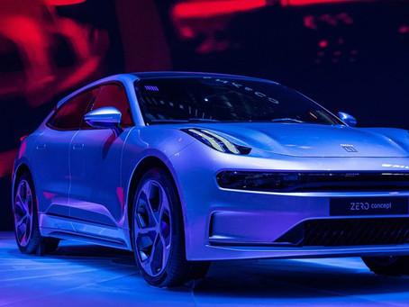 Expressas: Mirando a Tesla, Geely lança marca de veículos elétricos premium