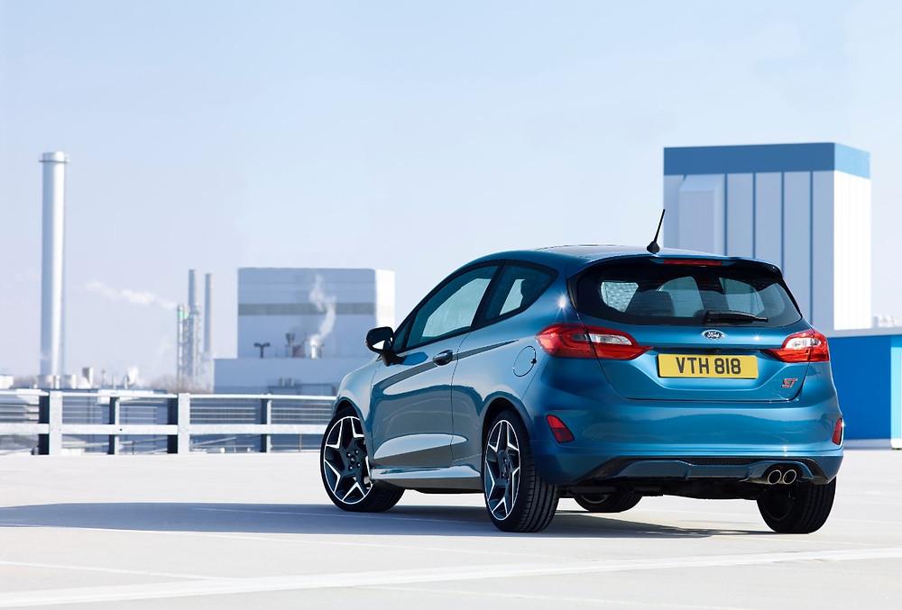 Ford apresenta a nova geração do Fiesta ST equipado com motor Ecoboost 1.5 de 200 CV